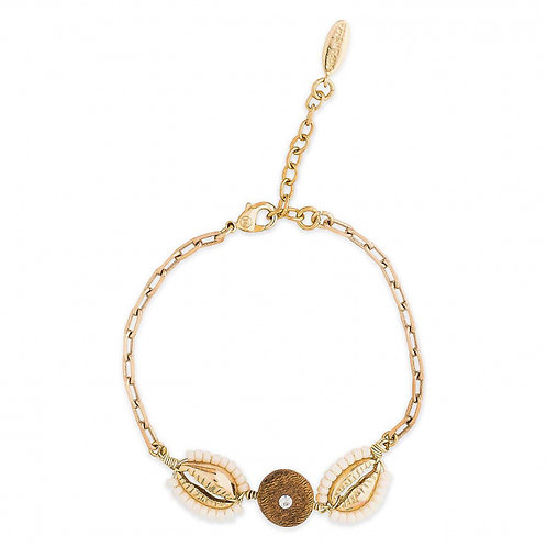 Bracelets Coconut gold
