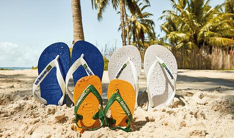 Havaianas - familie tongs