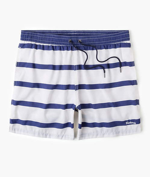 Short Praia Pool Stripe