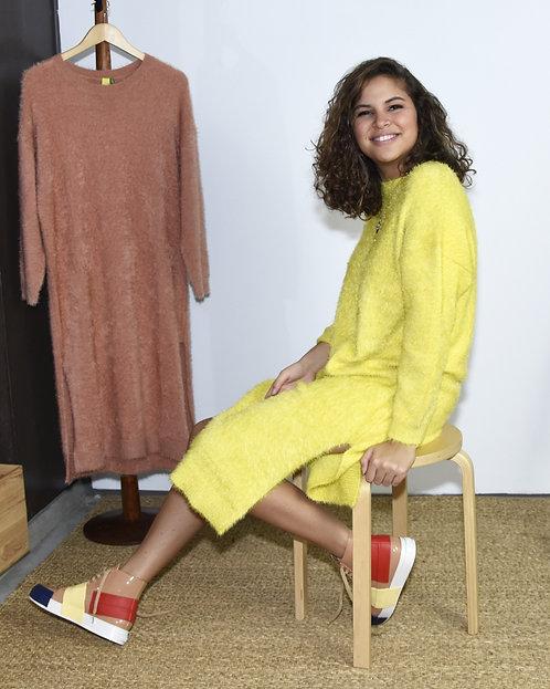 Robe Pull Fashion
