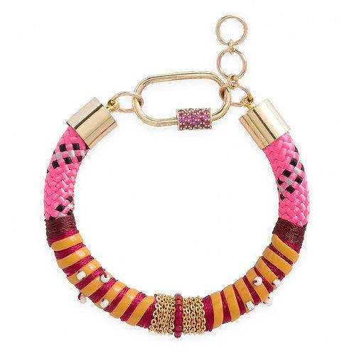 Bracelets Cristo pink