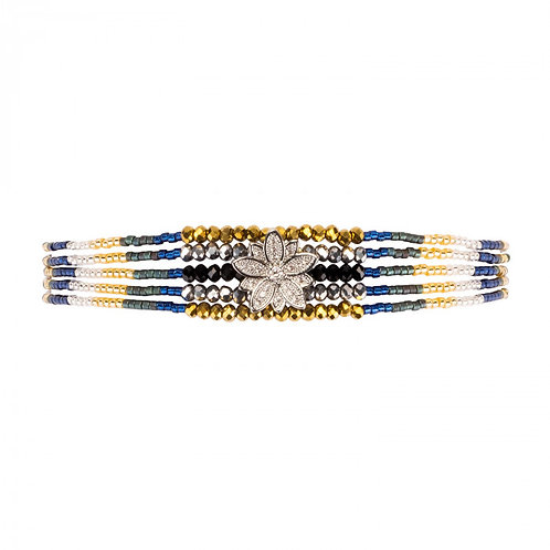 Bracelet Arizana Bleu Marine