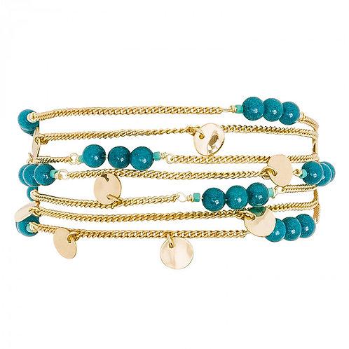 Bracelet Sheraz Turquoise