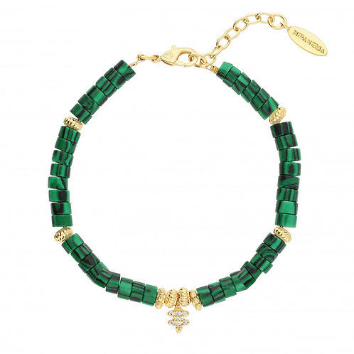 Bracelet MATCHA green