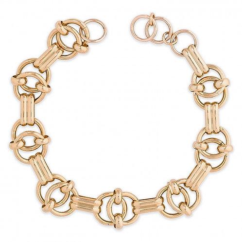 Bracelets CLARE + minicube noir