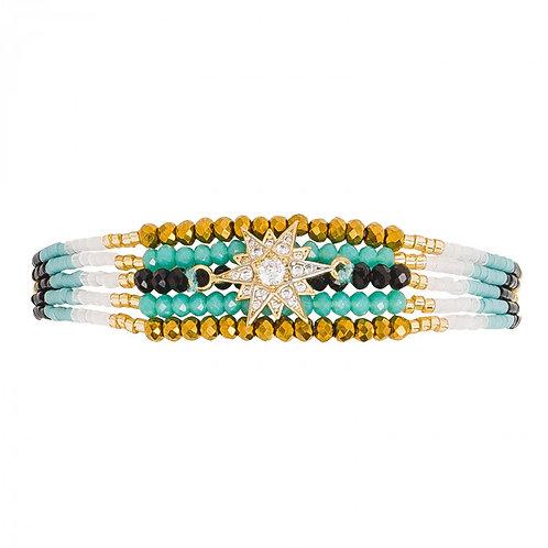 Bracelet Arizana Turquoise