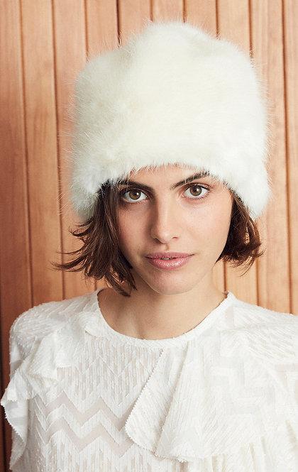 Bonnet Softy white
