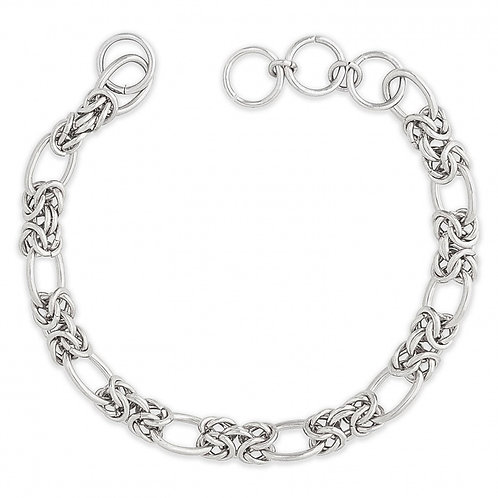 Bracelets CLARE +minipure silver