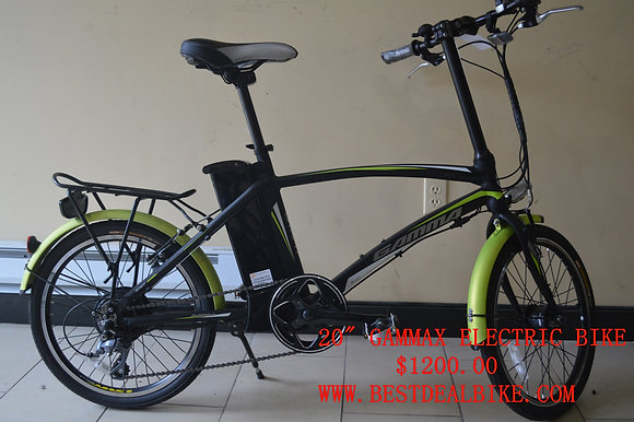 "20"" electric bike onsale!!!!"