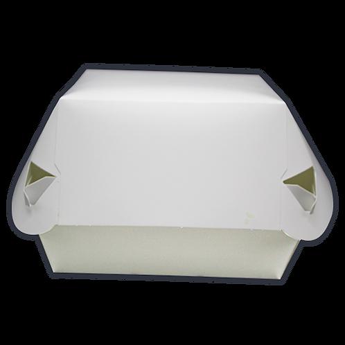 Contenedor hamburguesero papel caja