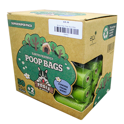 Poop Bags Paquete