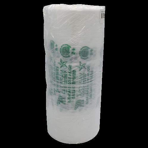 Bolsa rollo 25x35 biodegradable 2k Impresa