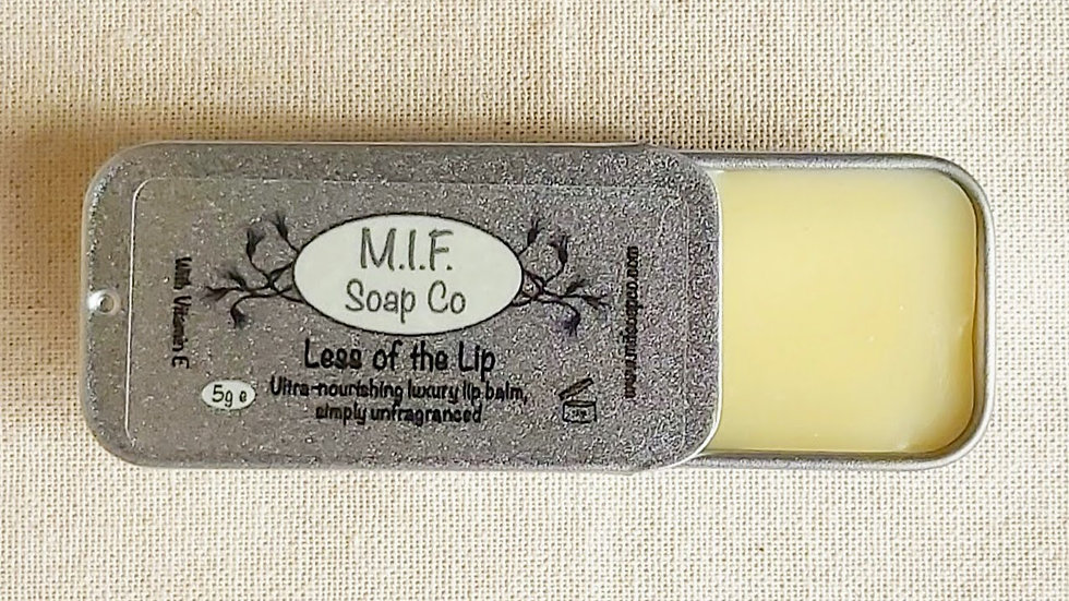 Less Of The Lip (Unscented)