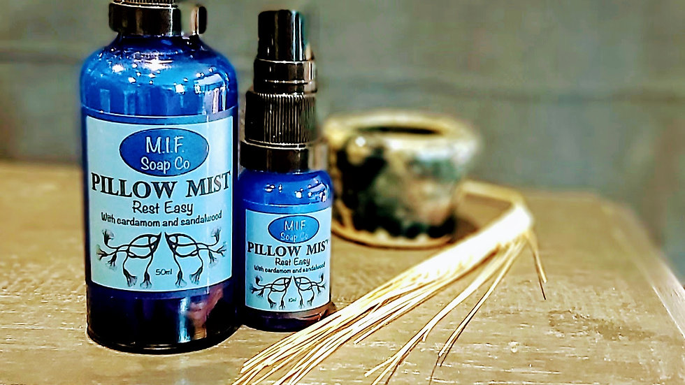 Pillow Mist Rest Easy (from £9.50)