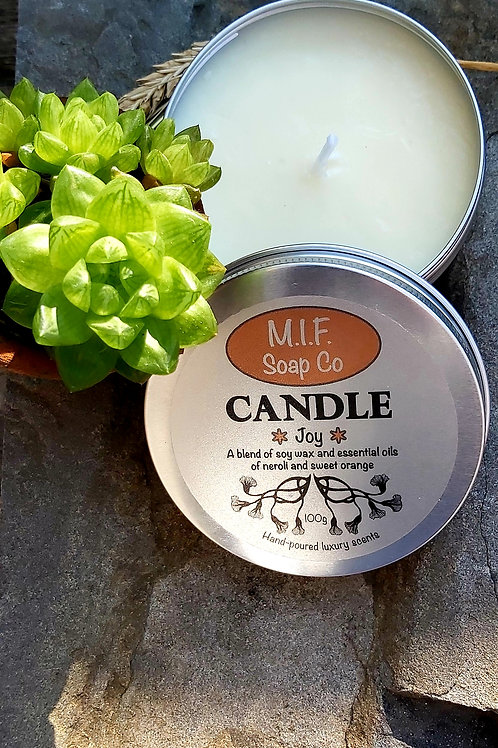 Joy Candle (Sweet Orange & Neroli)