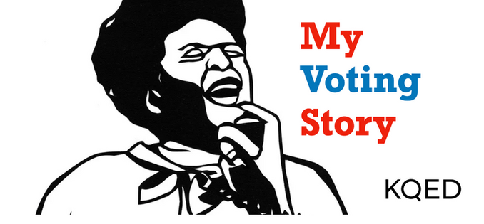 #MyVotingStory Live Event