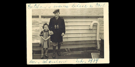 Preview Screening: Harbor From The Holocaust and Discussion