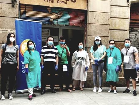 Consulado de Filipinas visita Eamiss