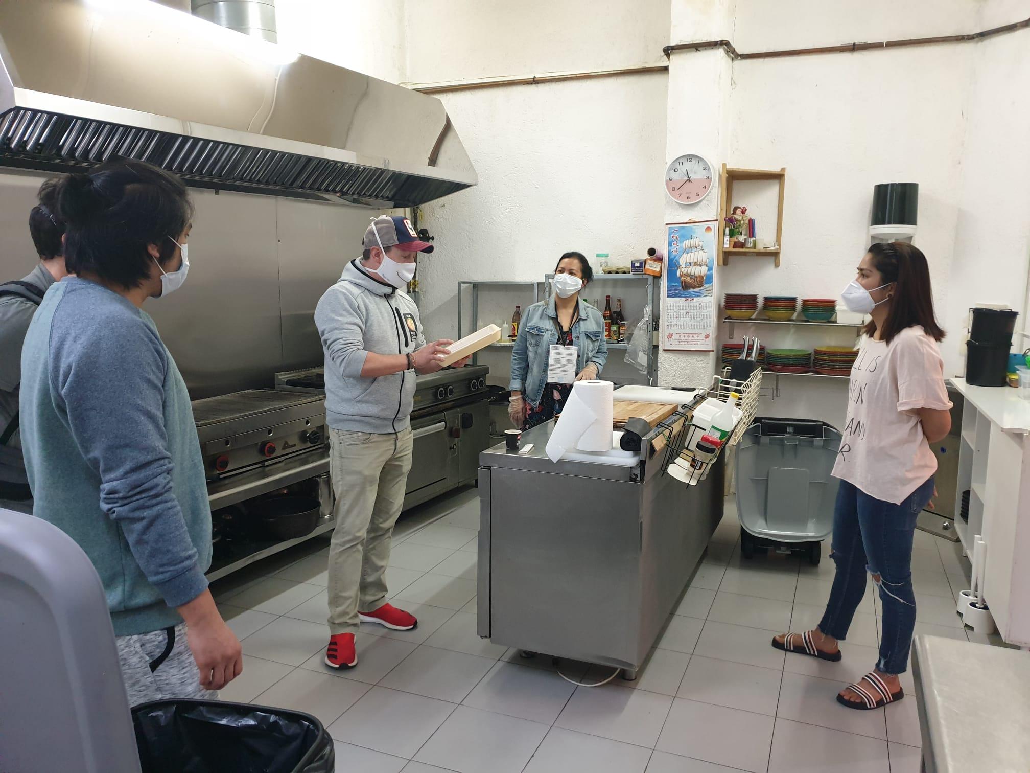 World Central Kitchen y Kasarap