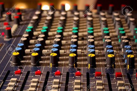 24654122-Sound-mixing-console-Audio-mixe