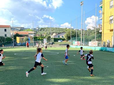 Scuola Calcio: da Lunedì 21 Settembre riparte l'attività