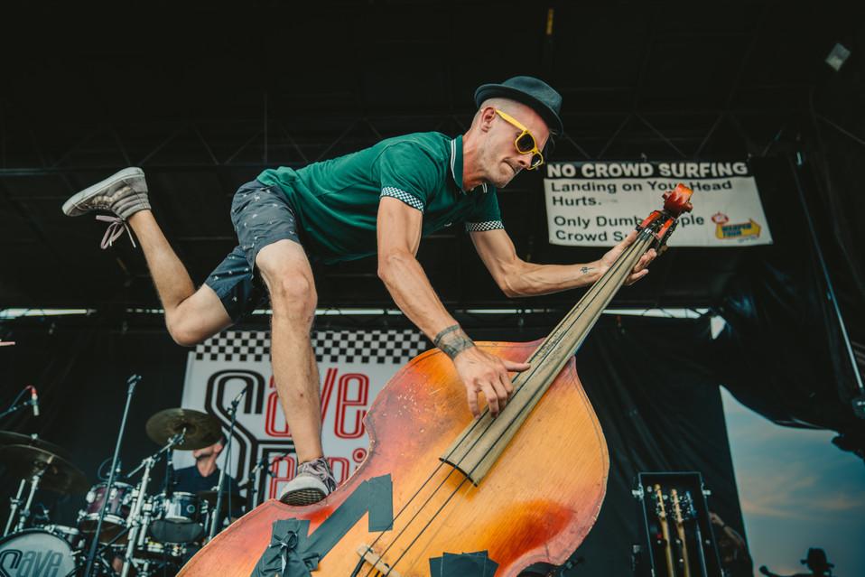 Save Ferris | Warped Tour | Music Photography | Kelly Ngo | Chromatone Studios