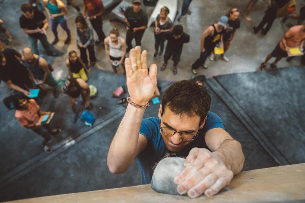 Come and Send It 2018 | Crux Gym | Chromatone Studios | Event Photography