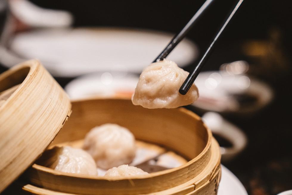 Dim Sum Soup Dumpling | Kelly Ngo | Chromatone Studios | Food Photography