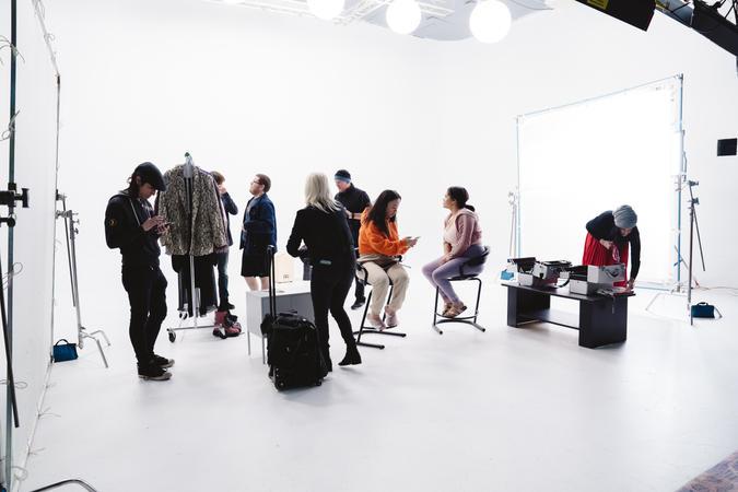 Porex Beauty Commercial BTS   Unit Stills Photography   Kelly Ngo