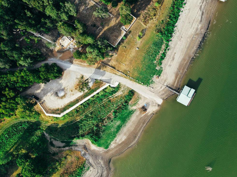 Drone Photography of Lake | Drone Photography | Chromatone Studios