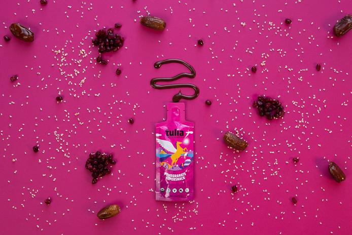 Pomegranate Supersnack Health Food | Tulia | Product Photography + Styling | Chromatone Studios