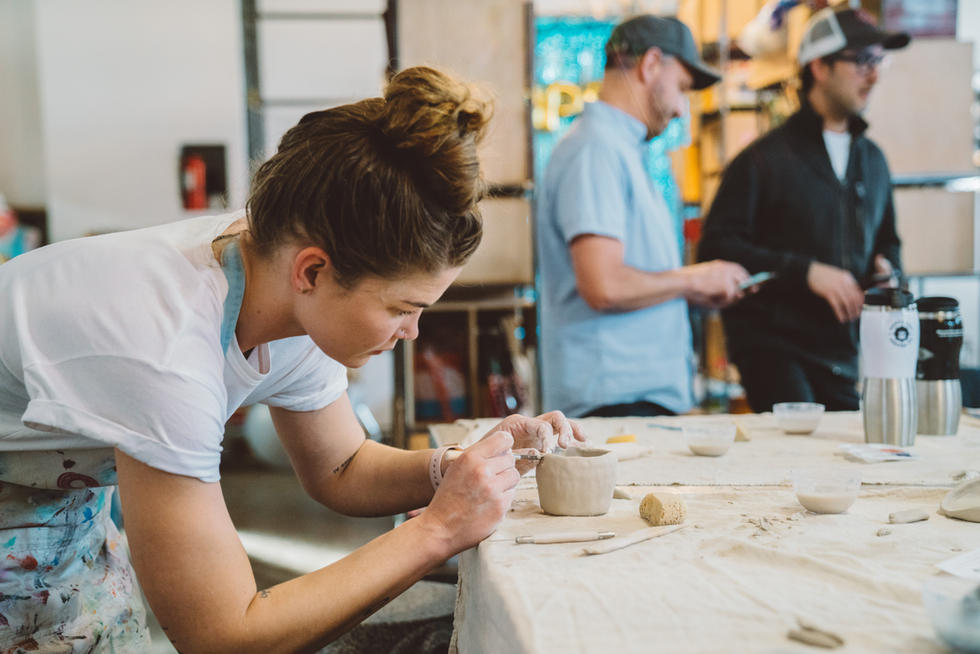 CRAFT Studios | Karacotta Ceramics | Chromatone Studios | Event Photography