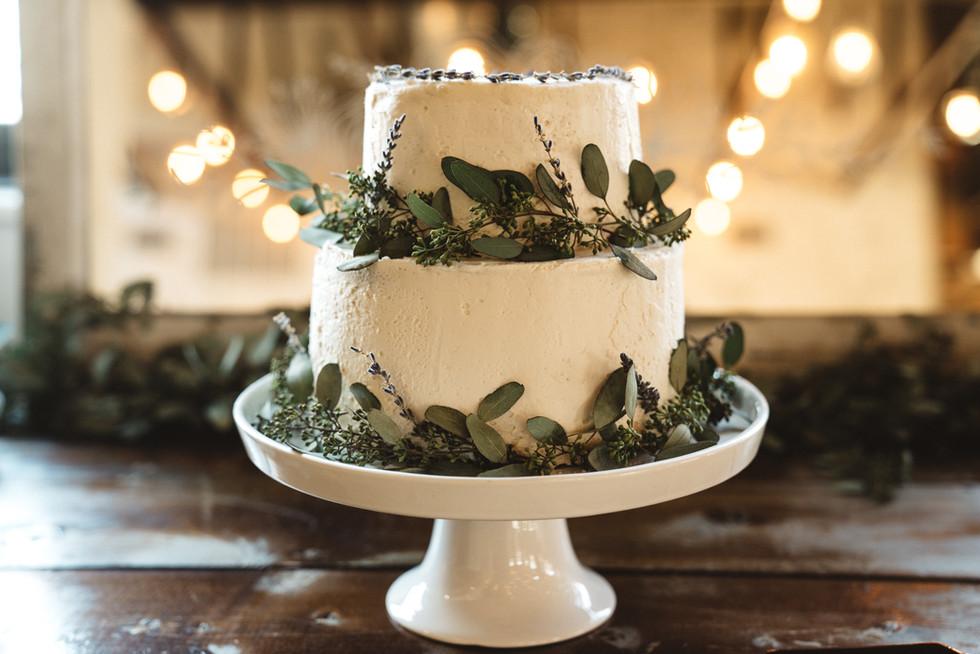Tiered Wedding Cake | Wedding Photography | Chromatone Studios