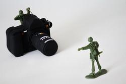Soldier - Photoshoot