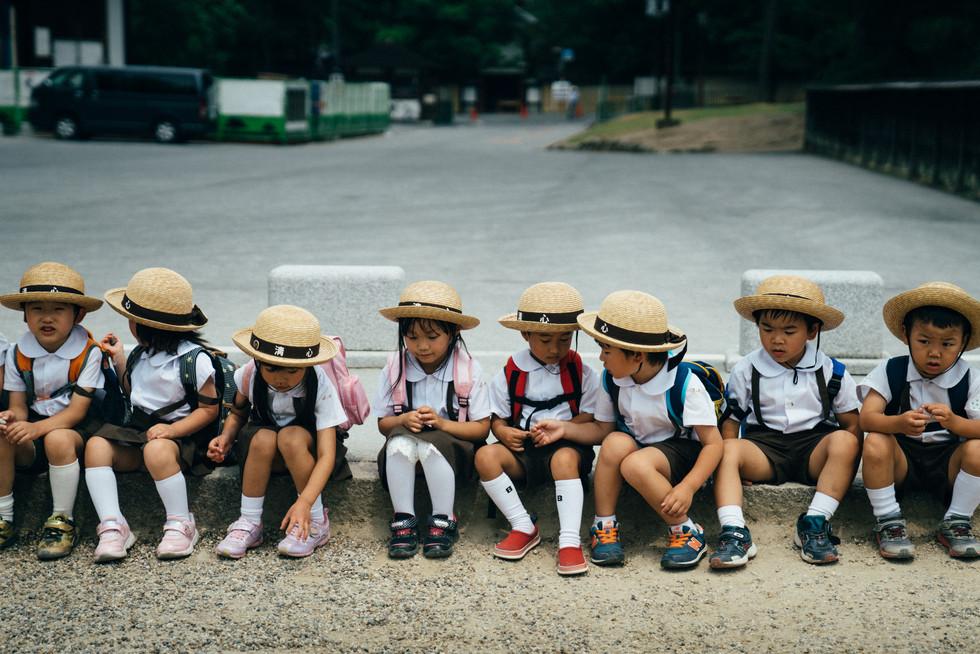 Schoolchildren in Vietnam | Portrait/Fashion Photography | Chromatone Studios