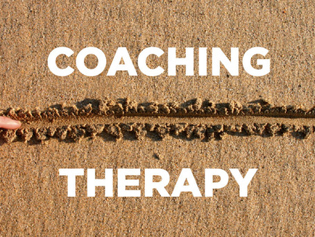 Therapist or Life Coach? What's the difference anyway?