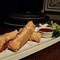 Asian Pork and Beef Egg Rolls