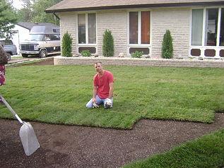 Winnipeg Landscaping Contractor