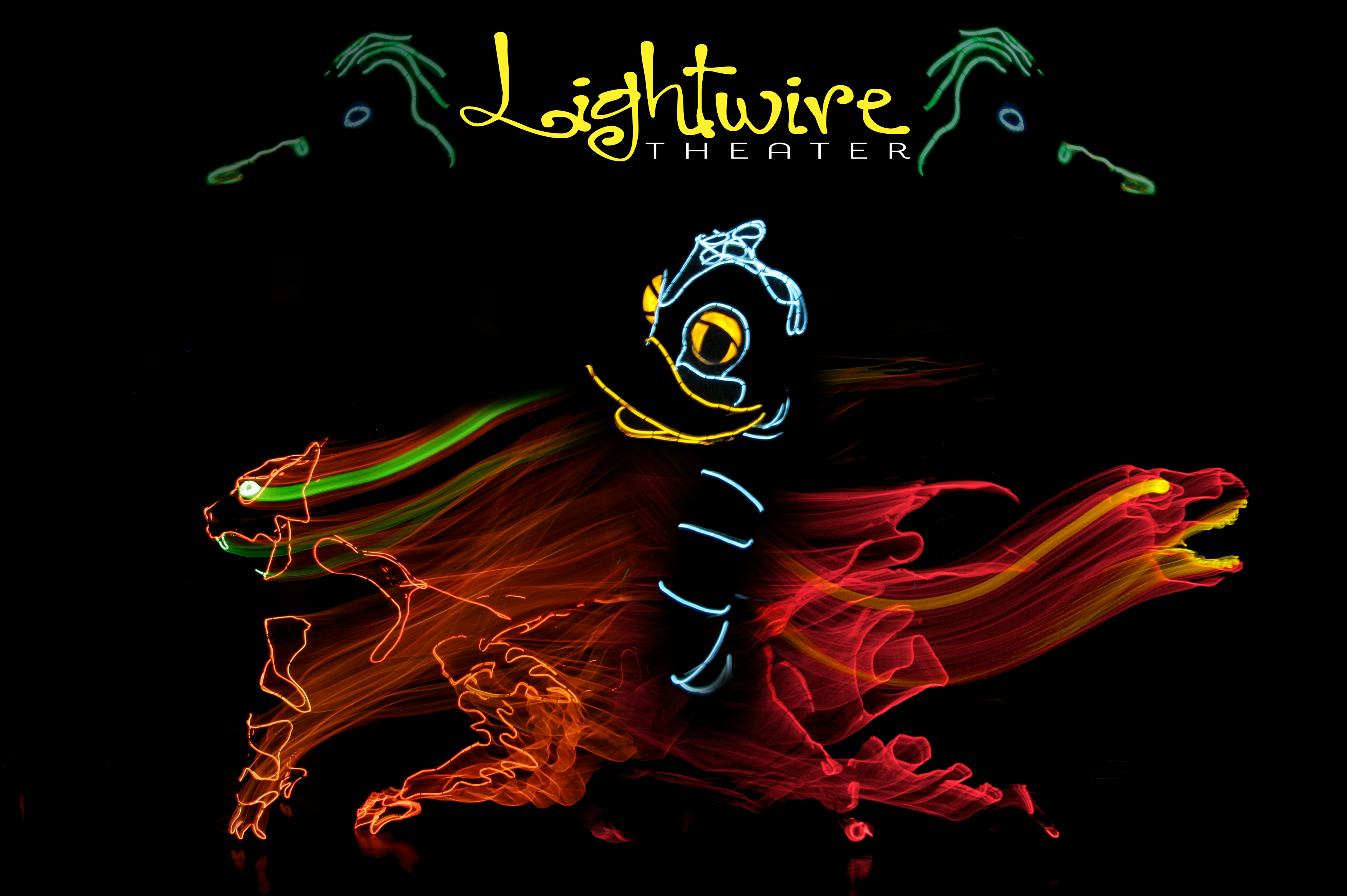 LightWire poster