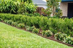 Formboss garden edging