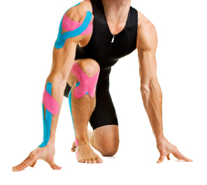 Kinesiology Taping in Chigwell