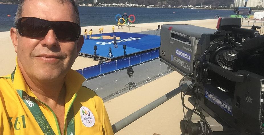 Sergio Botinha Olympic Games