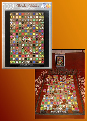 "Bar Chips Puzzle-1008 pieces-20""x26"""