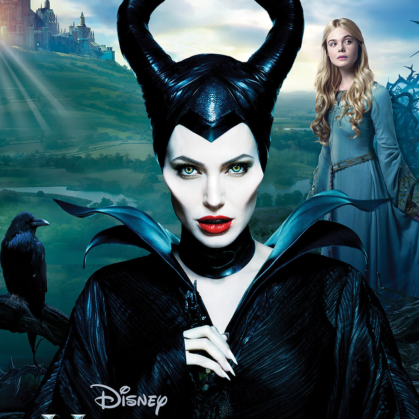 Movie Day at the Library: Maleficent