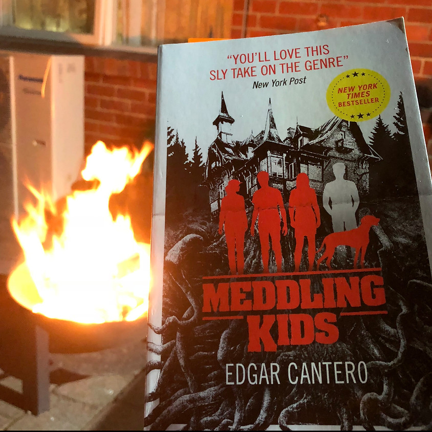 Book Club: Meddling Kids