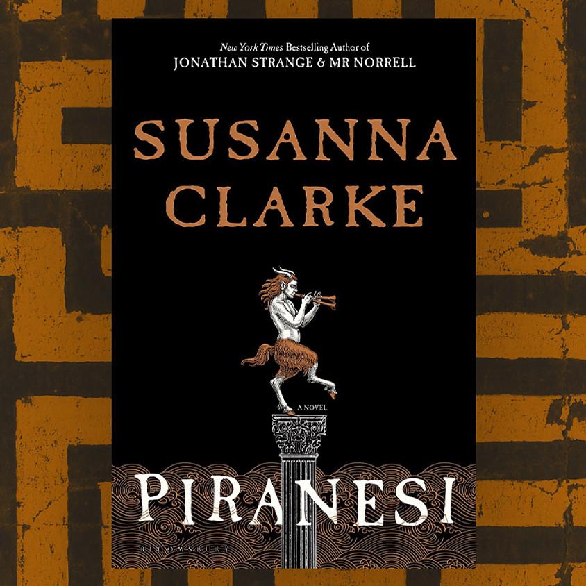 Book Club (Live): Piranesi