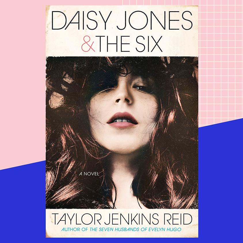 Book Club: Daisy Jones and the Six
