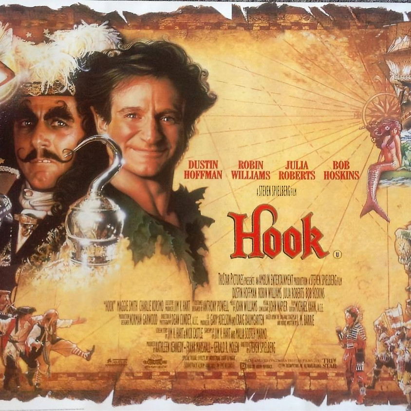 Outdoor Movie: HOOK