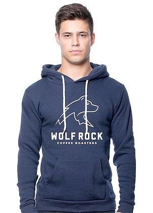 Wolf Rock Logo Hoodie