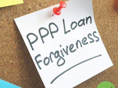 Simple PPP Forgiveness app for loans <$150,000 now available!